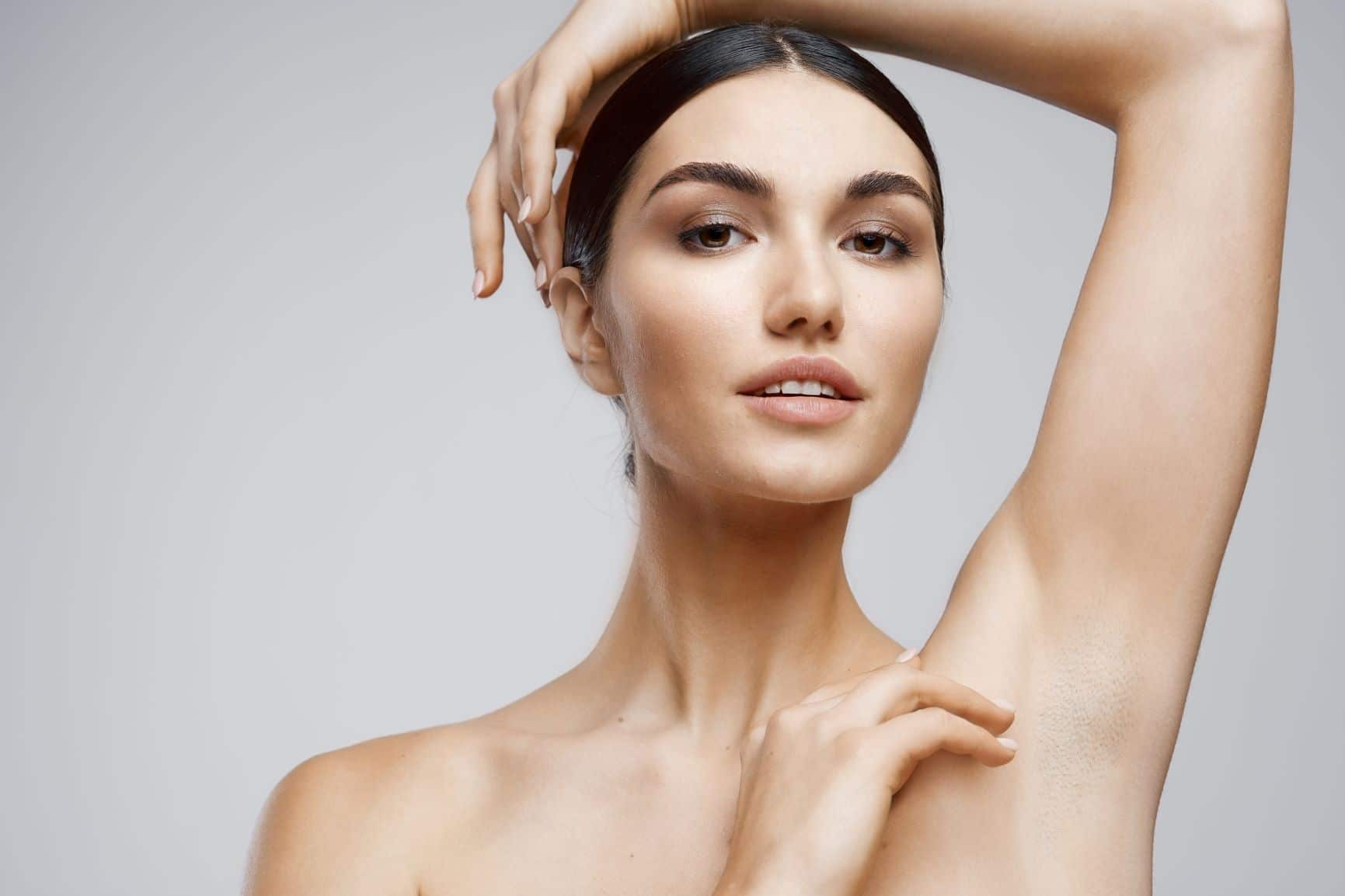 laser hair removal pain free